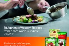 UFS World Cuisine Recipe Book